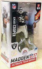 McFarlane AMARI COOPER Madden Ultimate Team Raiders Cowboys Figurine NFL 17 Mint