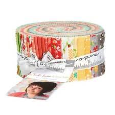"Moda LULU LANE Jelly Roll 29020JR 40 2.5"" Quilt Fabric Strips By Corey Yoder"