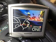 TomTom ONE 3rd Edition GPS With 12v Car Charger (1 or 2 available)