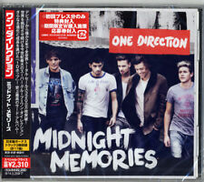 ONE DIRECTION-MIDNIGHT MEMORIES REGULAR EDITION-JAPAN CD BONUS TRACK E78