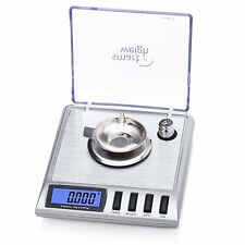 Smart Weigh GEM20 High Precision Digital Milligram Scale 20 x 0.001g Reloading,