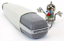 "Sennheiser md421-2 vinage Microphone großtuchel ""Le Micro"" + D'OCCASION + Garantie"