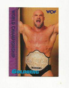 1998 GOLDBERG Topps WCW NWO #68 Rookie Card RC WWF BILL   HOT HOT