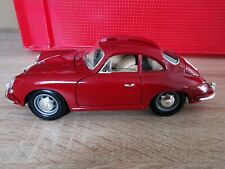 (BO14) Bburago Pkw  1:18  Porsche 356 B 1961