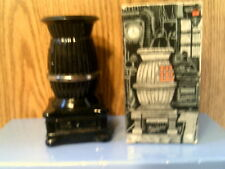 Vtg 1970 Avon Pot-Belly Stove Empty In Box-Great Condition -Free Shipping