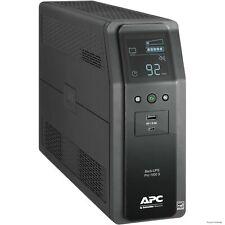 APC by Schneider Electric Back-UPS Pro 1.0KVA Tower UPS - 1000 VA/600 BR1000MS