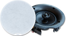 2x 13cm Altavoces de techo Bluetooth POR RADIO ALTAVOCES Cuarto De Baño ap707-bt