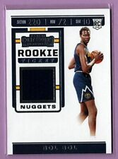 BOL BOL 2019-20 Contenders Rookie Ticket RC JERSEY