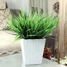 Comfortable Home Decor Evergreen Grass Centerpiece Lively  Plant Vibrant