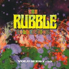 Various ?? The Rubble Collection Volumes 1-10 - 10 CDs Box Set