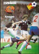 CO-OPERATIVE SOCIETIES-UNUSED ALBUM- FOOTBALL WORLD CUP SPAIN ESPANA 82