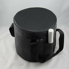 CARRYING CASE FOR (13-14) INCH FROSTED QUARTZ CRYSTAL SINGING BOWLS