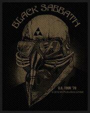 Black Sabbath - US Tour 78 [Patch/Aufnäher, gewebt] [SP2677] Sabbath Aufnäher !!