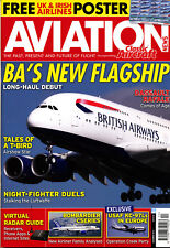 AVIATION NEWS 75/12 DEC 2013 BA A380,KC-97L,Paris,Bombardier CSeries,T-33,Rafale