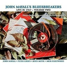 CD JOHN MAYALL'S BLUESBREAKERS LIVE IN 1967 VOLUME TWO 888295221672
