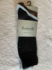 Mens Pantherella Socks - 3 pair pack size UK 7.5 - 9.5 medium