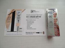 NEW IT Cosmetics Your Skin But Better CC+Cream SPF50 - Dark - 4ml