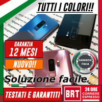 NUOVO!! SMARTPHONE SAMSUNG GALAXY S9+ PLUS 64GB SM-G965 G965F 12 MESI GAR.ITALIA