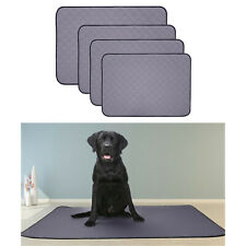 Fast Absorbent Reusable Washable Pet Training Pads Washable Dogs Pee Urine Mat
