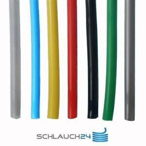 PA Schlauch PA 12 Polyamidschlauch Pneumatikschlauch 4mm bis 10mm METERWARE