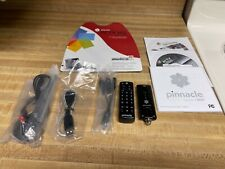 NEW Pinnacle Digital PCTV HD Pro Stick USB ATSC  for Video Cap Windows W/Antenna