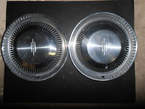 1968 Oldsmobile Cutlass Hubcaps