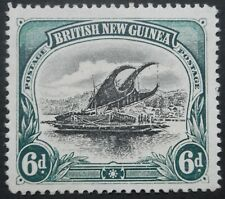 More details for british new guinea/papua 1901 six pence sg 14 mint