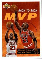 Michael Jordan Upper Deck #67 1992/93 NBA Basketball Card