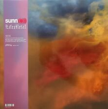 Sunn O Life Metal Vinyl LP New 2019