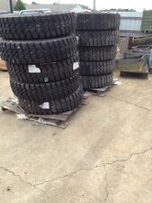 Goodyear 11.00R20 Tire G177 Unisteel on Wheel for Military 5 ton Vehicles Unused