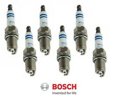 Buick-Cadillac-Chevrolet-GMC Spark Plug Set of 6 Bosch Brand New 739 09052 112