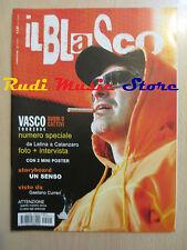rivista IL BLASCO 42 + 2 POSTER VASCO BUONI O CATTIVI TOUR 2004   No cd
