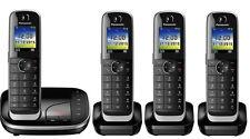 PANASONIC  KX-TGJ323GB+1 /  KX-TGJ323 +1 GB QUATTRO ECO MODUS PLUS - BABYPHONE