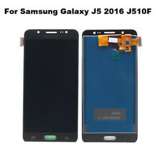 For Samsung Galaxy J5 2016 J510F J510fn LCD Display Touch Screen Assembly BLK uk
