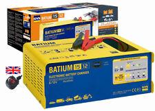 Nuevo Gys Profesional Cargador de batería batium 15/12