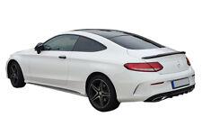 Mercedes C205 Coupe Heckspoiler Obsidianschwarz 197 spoiler bodykit becquet neu