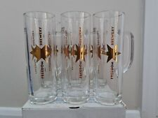 More details for freedom half pint glass tankard x 6