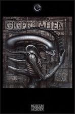 Giger Museum 24 x 36 Inch Alien Portrait Poster