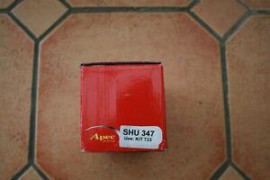 APEC REAR BRAKE SHOES TO SUIT FORD FIESTA,+ XR2 83-89 SHU347