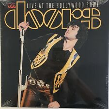 THE DOORS Live At The Hollywood Bowl SEALED LP BMG Club Edition 1987