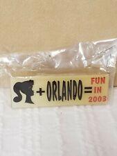 2003 Barbie Convention Pin Orlando Florida Convention Fun in 2003 Pin