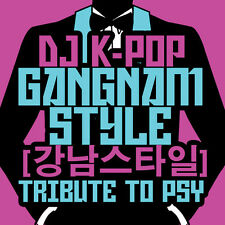 Various Artists, DJ - Gangnam Style: Tribute to Psy [New CD] Manufactured O