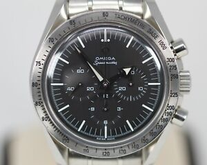 Omega Broad Arrow Speedmaster Chronograph Manual Wristwatch Ref. 145 0222