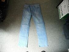 "Denim Co Straight Jeans Waist 28"" Leg 30"" Faded Medium Blue Mens Jeans"