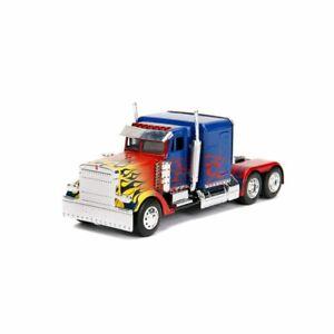 Jada Jada99802 Transformers T1 Optimus Prime Blue 1/32