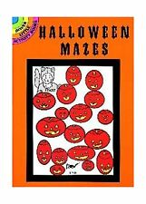 Halloween Mazes (Dover Little Activity Books) Free Shipping