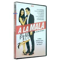 A la mala (2015) DVD Movie Brand New Free Fast Shipping
