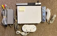 Nintendo Wii White Console (NTSC) (READ DESCRIPTION)