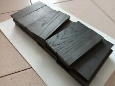 morta,wood 50x29x135mm 50pcs Free Shipping worldwide Bog oak