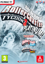 Rollercoaster Tycoon 3 Platinum PC Game